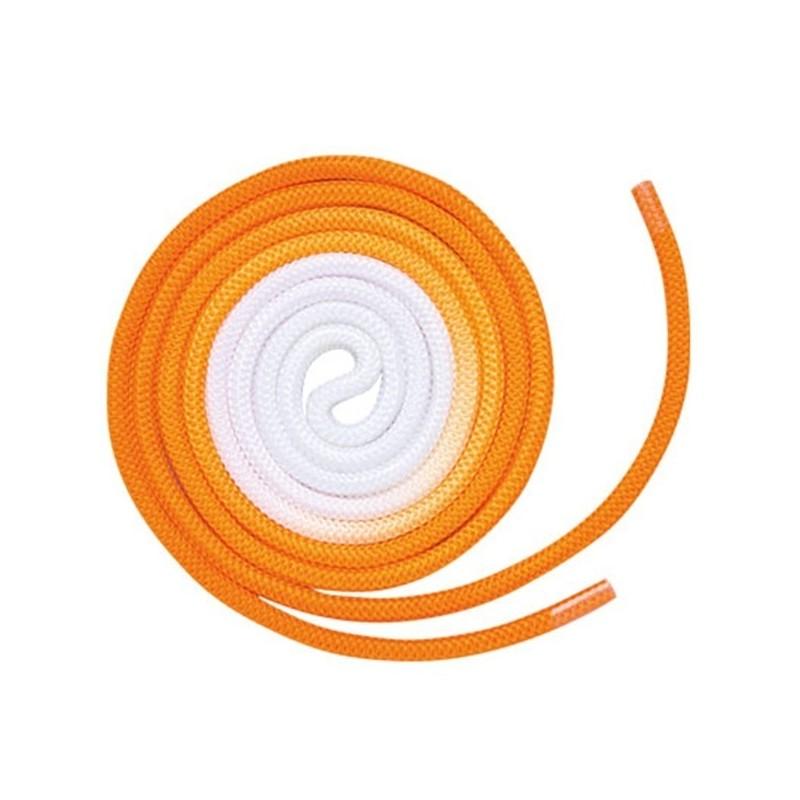 Corda Multicolore (term. Colorato) - 24.Arancione