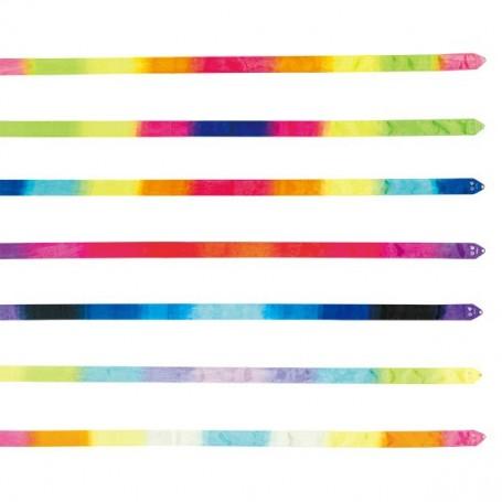 Nastro Multicolore 5301-65490 6M - 87.Bianco Puro