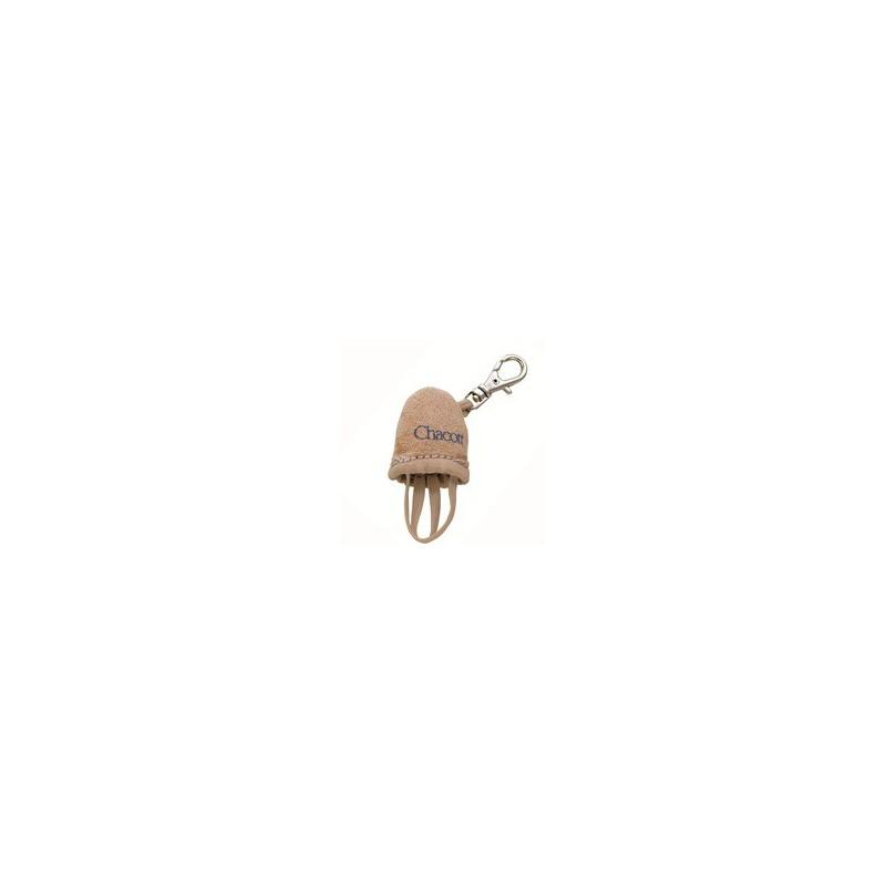 Mini half shoes key ring