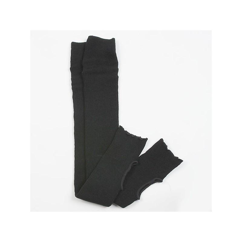 Leg cover Chacott 3148-32782 Black