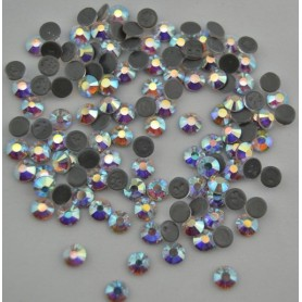 Strass Hot Fix Crystal AB SS20 (1440 pz)