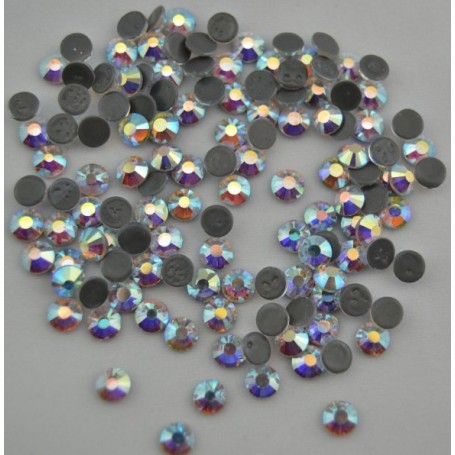 Strass Crystal AB SS30 HF (288pcs)
