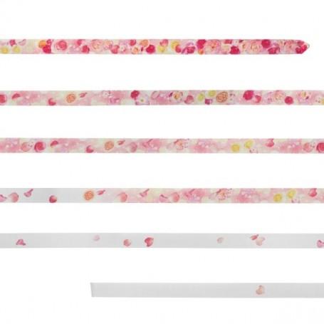 Nastro Infinity 5M 445.Rosa