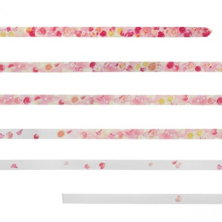 Ribbon Infinity 5M 445.Rose