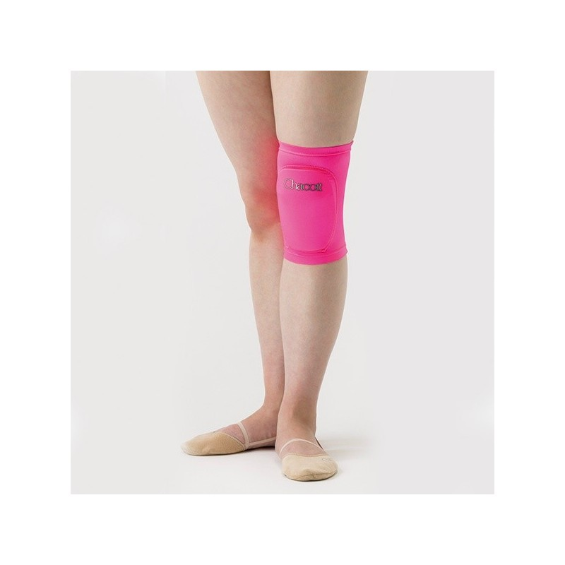 Neon Tricot Knee Supporter (1pc) Pink