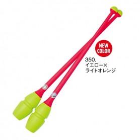 Rubber Clubs - 350 Yellow Orange - L455