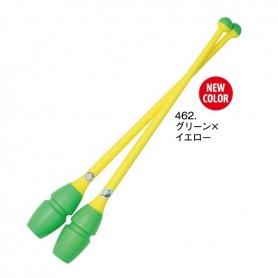 Clavette Gomma - 462 Verde Giallo - L410