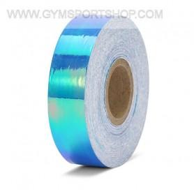 Adhesive Tape Iridescent Blue
