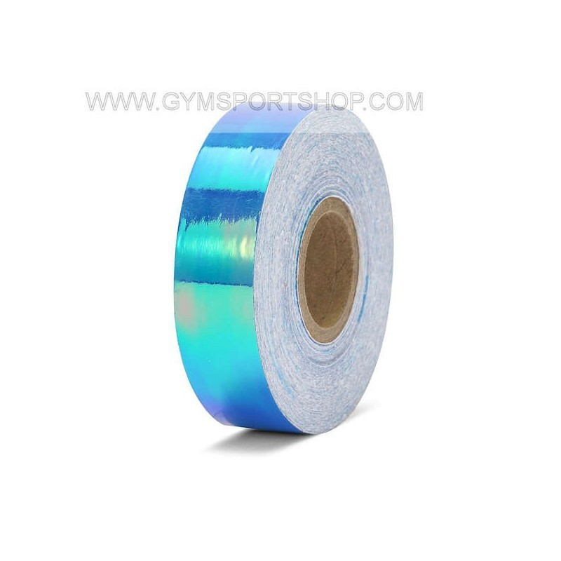 Nastro Adesivo Iridescente Blu