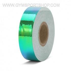 Adhesive Tape Iridescent Green