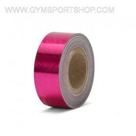 Nastro Adesivo Metalizzato Rosa