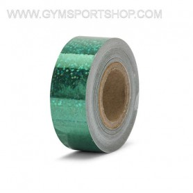 Nastro Adesivo Metalizzato Verde