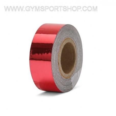 Adhesive Tape Red Mirrored