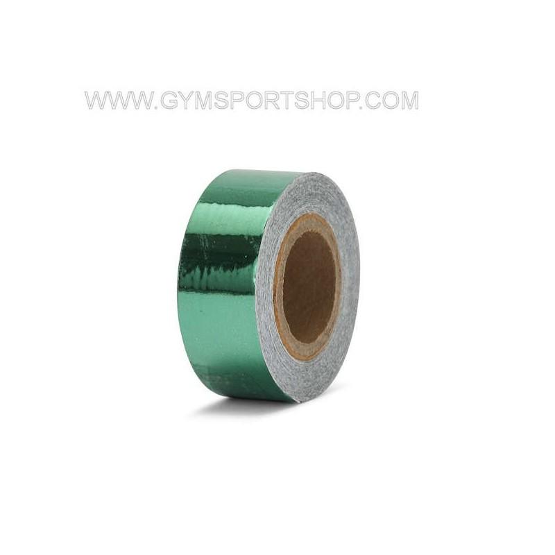Adhesive Tape Green Mirrored