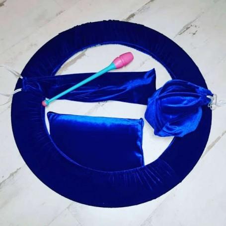 Hoop Cover Blue