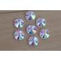 Rhinestones Round Crystal 10MM (10 pz)