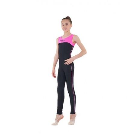 Suit Chamaleon Black-Pink