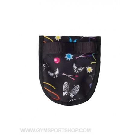 "Black Half Shoes Holder ""Butterfly"" SOLO"