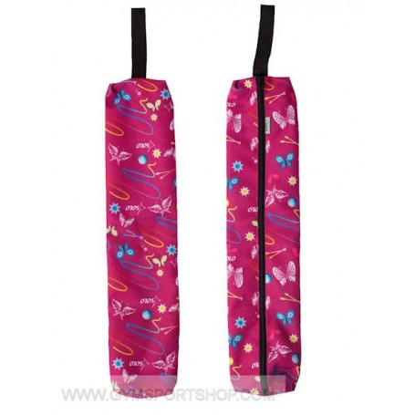 """Pink """"Butterfly"""" Holder for Clubs SOLO"""