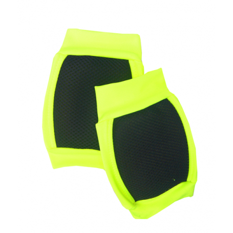 Yellow Fluo Knee Protector