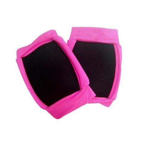 Pink Fluo Knee Protector
