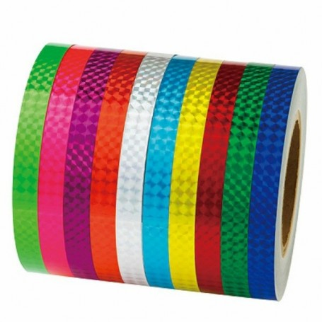 Holographic tape Chacott