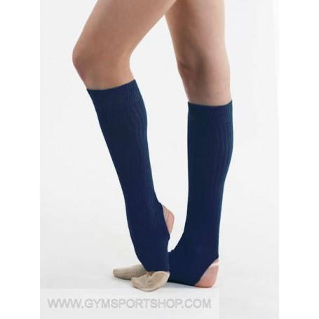 Leg Warmer Dark Blue SOLO