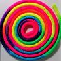 Corda Ritmica Multicolore