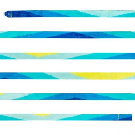 Gradation Ribbon 6M 228.Cobalt Blue