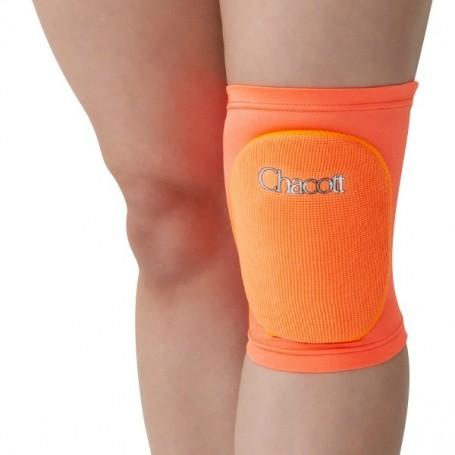 Paraginocchie Chacott (1pezzo) Arancio