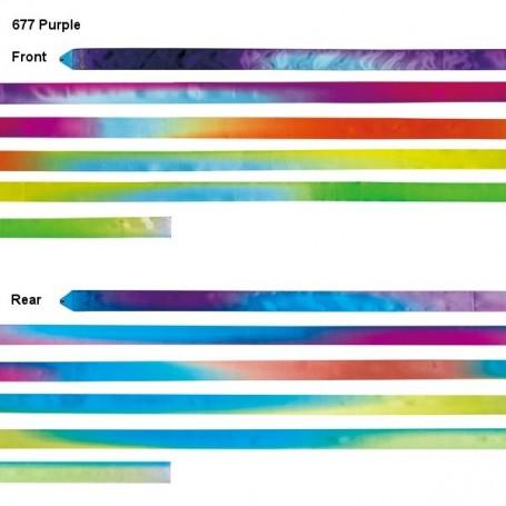 Nastro Infinity 5M 677.Viola