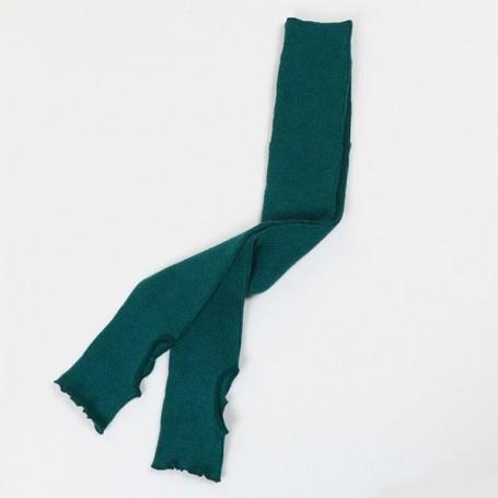 Scaldamuscoli Chacott 057301-0782 Verde Pavone -65 Ultra-Stretch