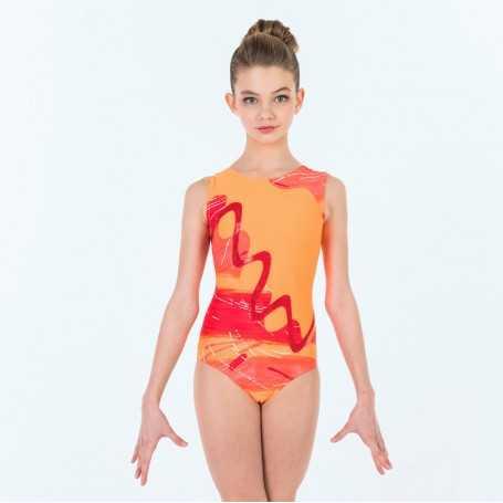 Body Mod. Irene (Arancione)
