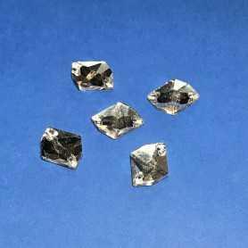 Strass Rombo Crystal 8x10MM (10 pz)