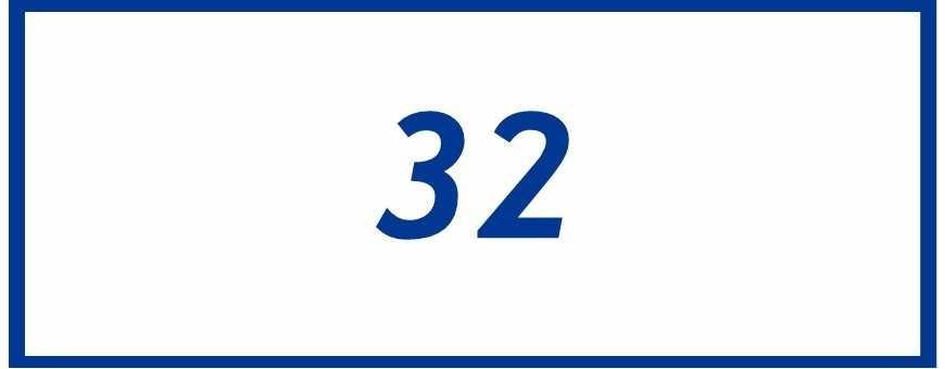 Taglia 32