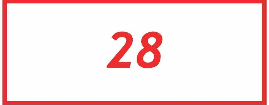 Taglia 28