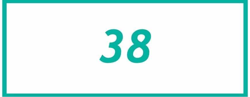 Taglia 38