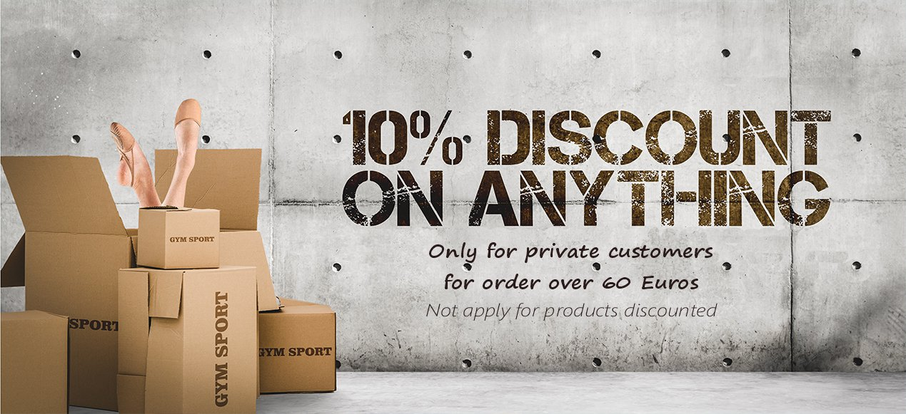 10% Discount on Anything